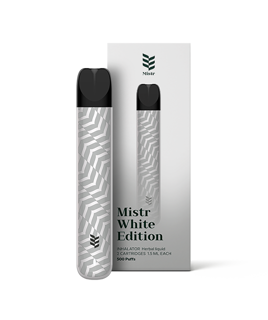 Mistr White Edition Bundle