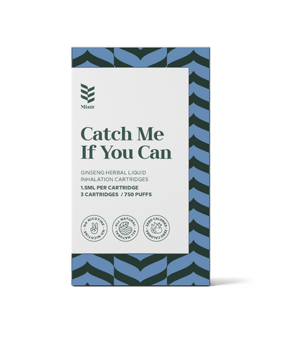 Catch Me If You Can (Ginseng)