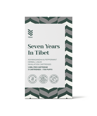Seven Years In Tibet (Ashwagandha)