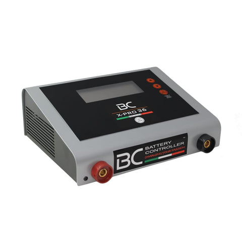 Battery Support Unit-Charger | BC X-PRO 36| 12 Volt 36 AMP