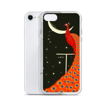 Load image into Gallery viewer, Generous Moon & Peacock Phone Case