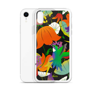 The Garden Print iPhone Case