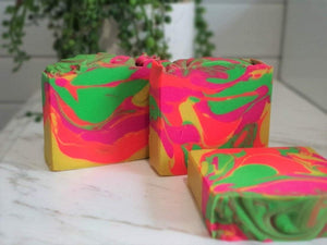 Fruit Punch Cold Process Soap