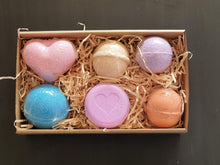 Load image into Gallery viewer, The Blend Bath Bomb Box - Dusty Blend