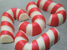 Load image into Gallery viewer, Candy Cane Bath Bomb