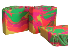 Load image into Gallery viewer, Fruit Punch Cold Process Soap