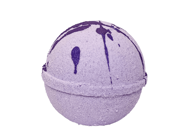 Large Bath Bomb - Lavender & Herb - Dusty Blend