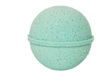Load image into Gallery viewer, Large Bath Bomb - Lime Basil & Mandarin - Dusty Blend