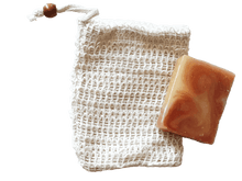 Load image into Gallery viewer, Sisal Eco Soap Bags - Dusty Blend