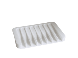 White Soap Drainer - Dusty Blend
