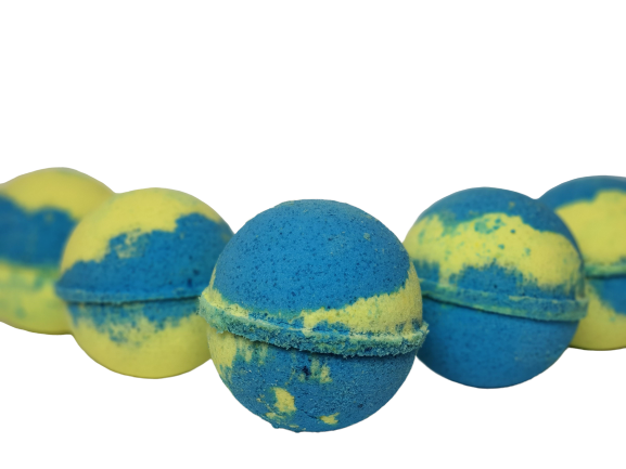 Cosmos Bath Bombs - Lemon Myrtle