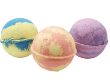 Load image into Gallery viewer, Cosmos Bath Bombs - Sweet Orange & Chilli - Dusty Blend