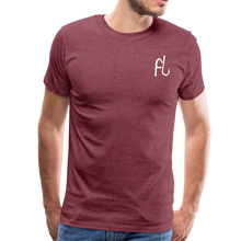 Load image into Gallery viewer, Flip Lures T-Shirt - heather burgundy