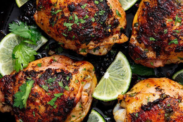 Chili Lime Chicken Thigh