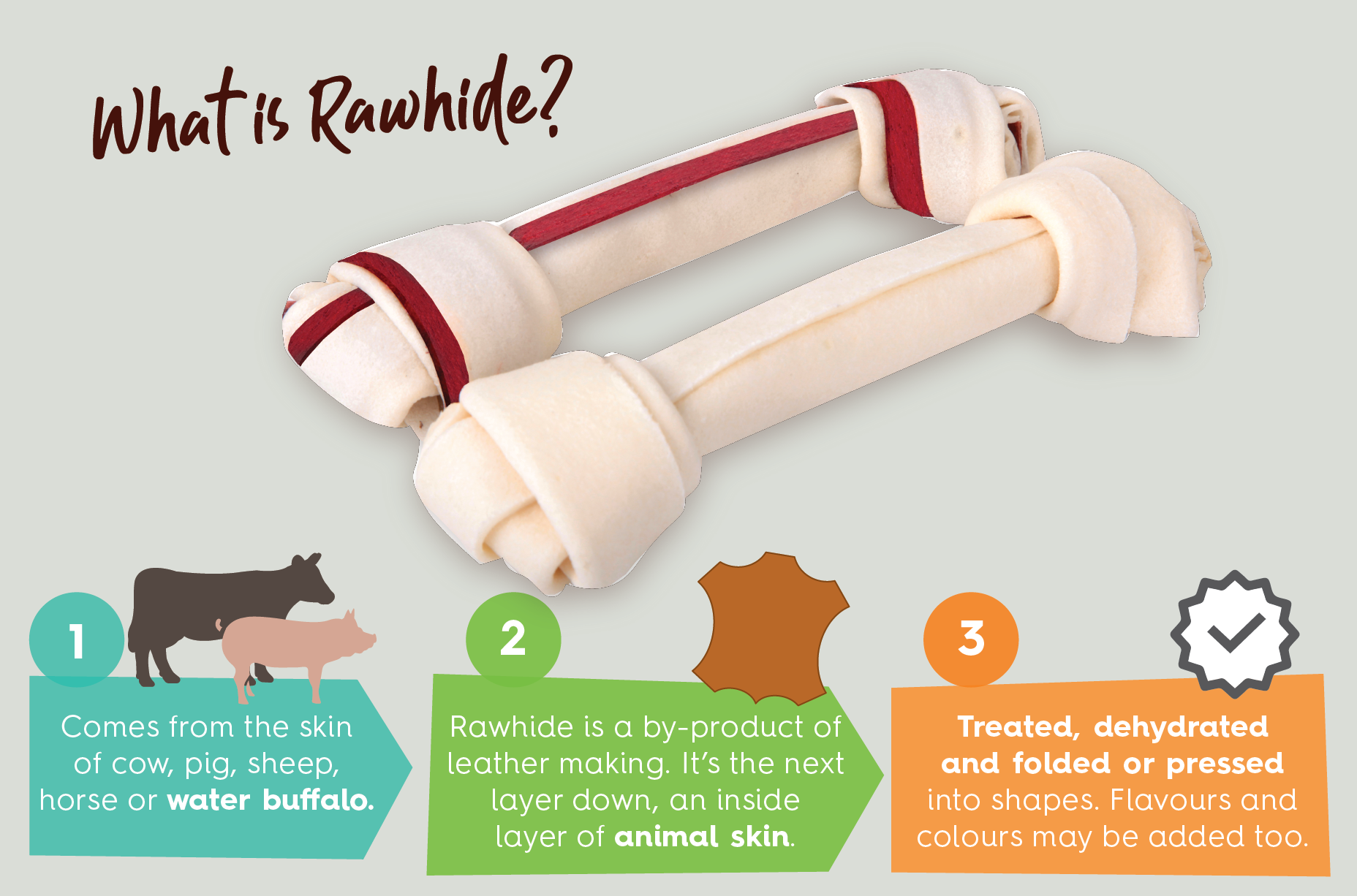 what is rawhide