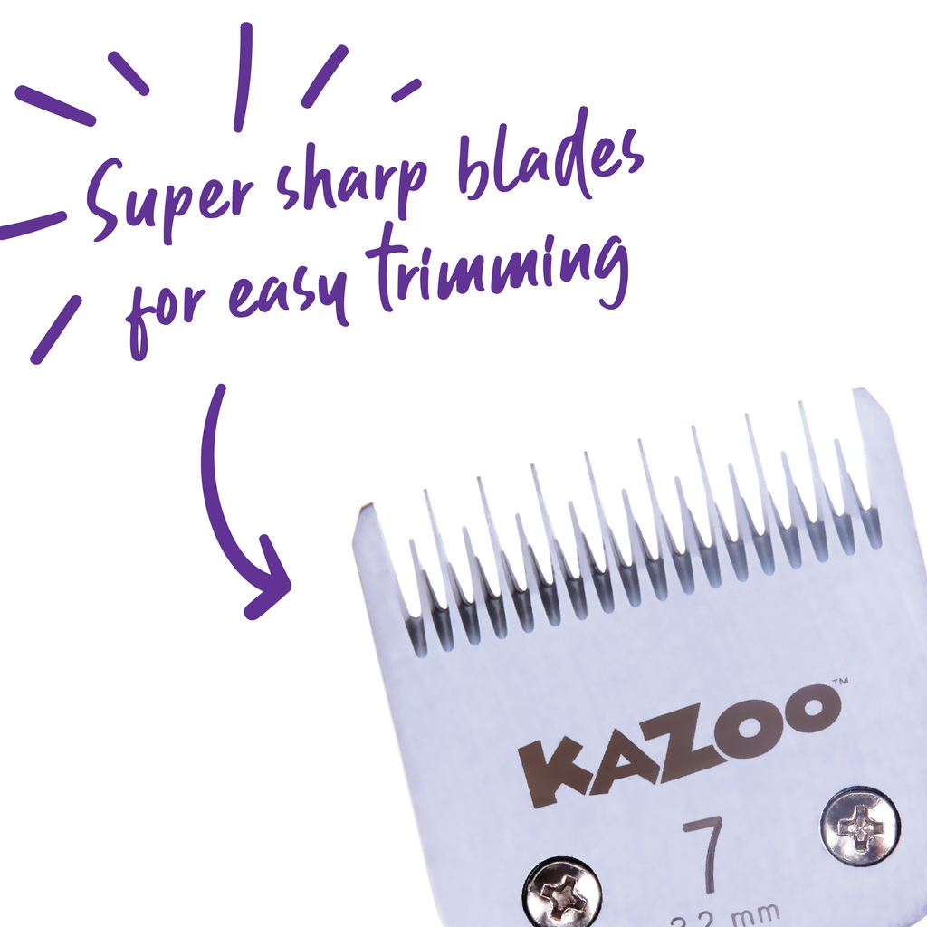 Professional Series Blade - Kazoo Pet Co