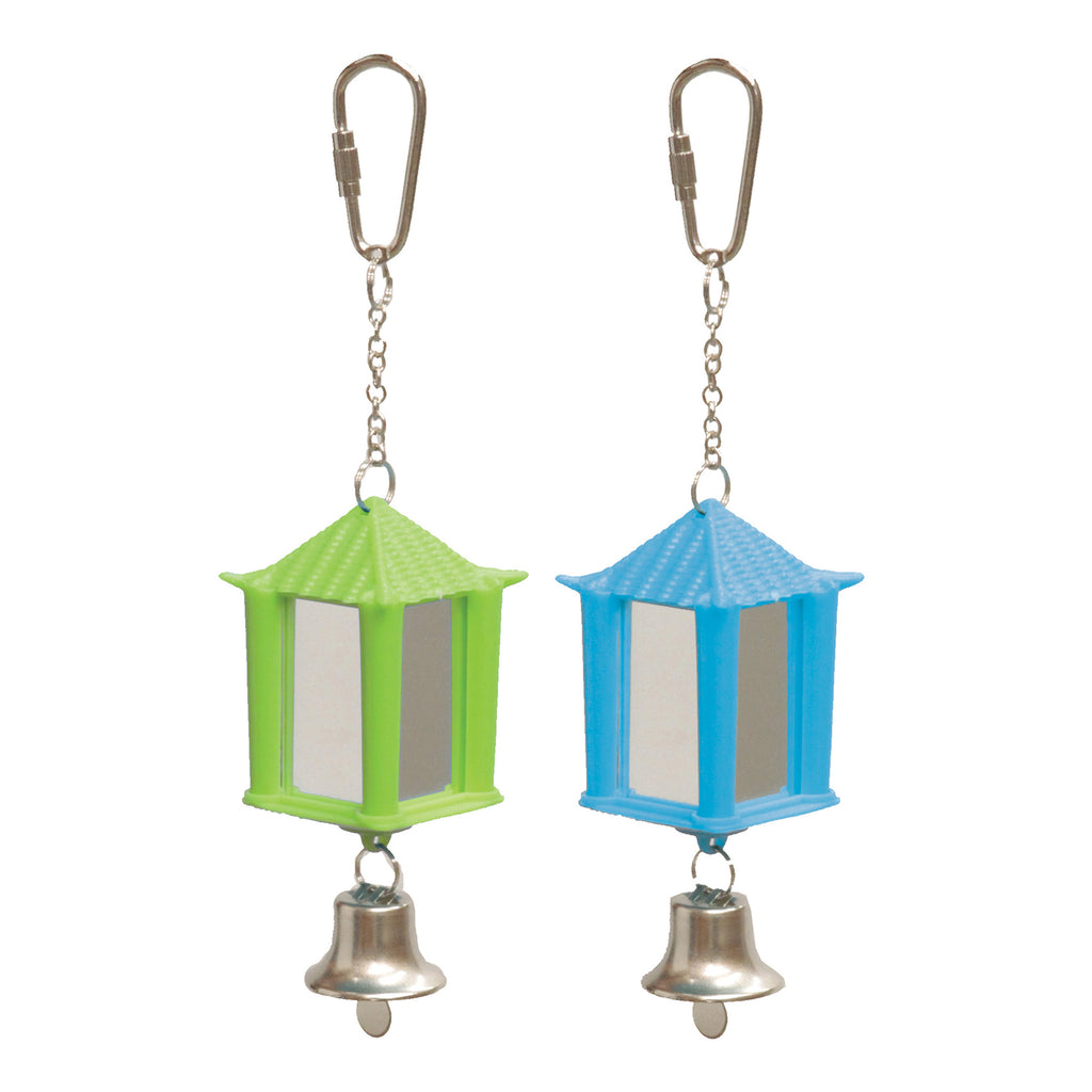 Lantern Mirror with Bell - Kazoo Pet Co
