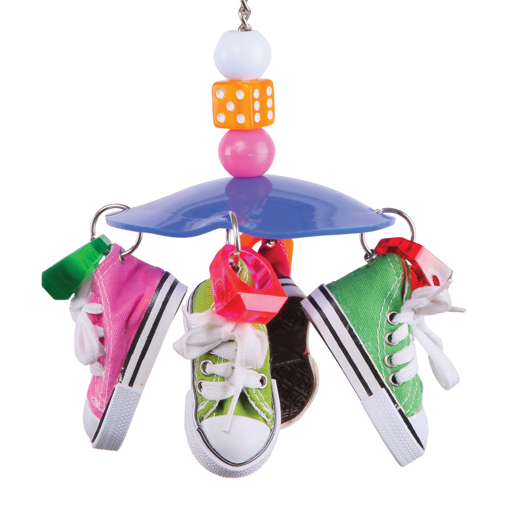 Sneakers & Dice - Kazoo Pet Co