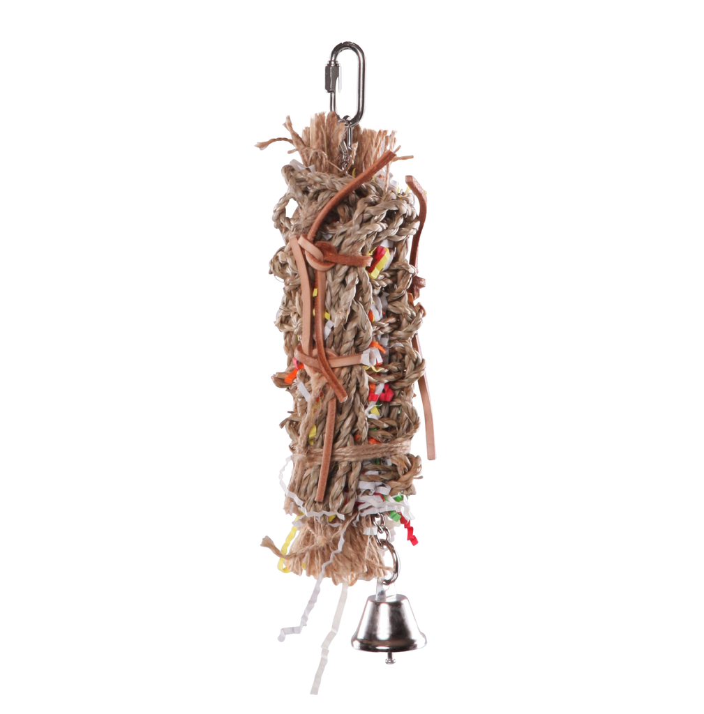 Hanging Foraging Crinkle Vine - Kazoo Pet Co