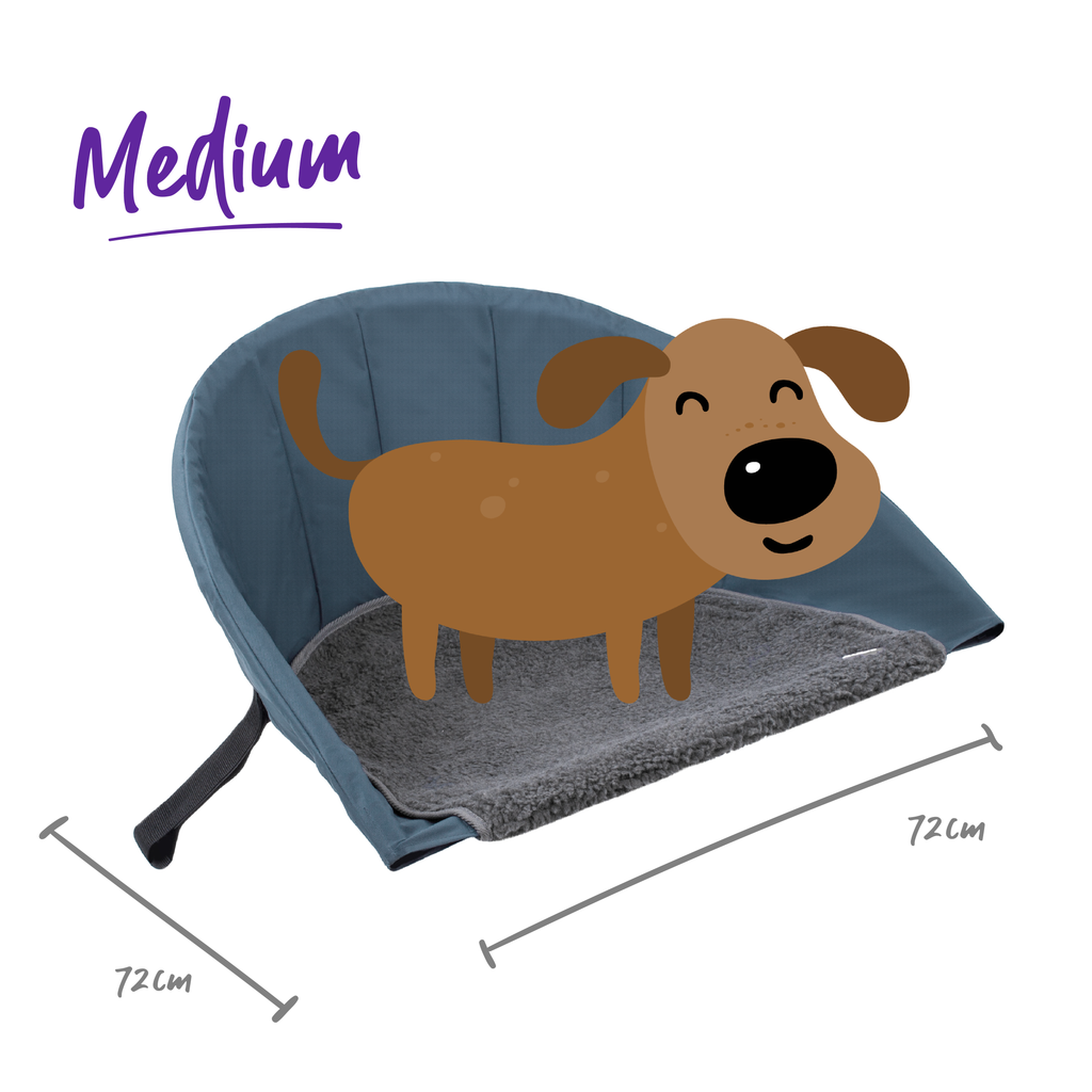 Sleepin' Round Pet Bed - Replacement Cover - Kazoo Pet Co