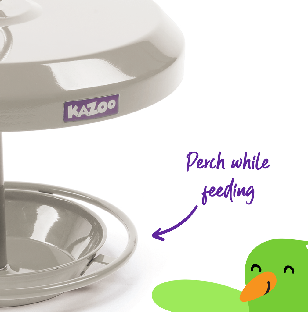 Outdoor Bird Feeder - Kazoo Pet Co