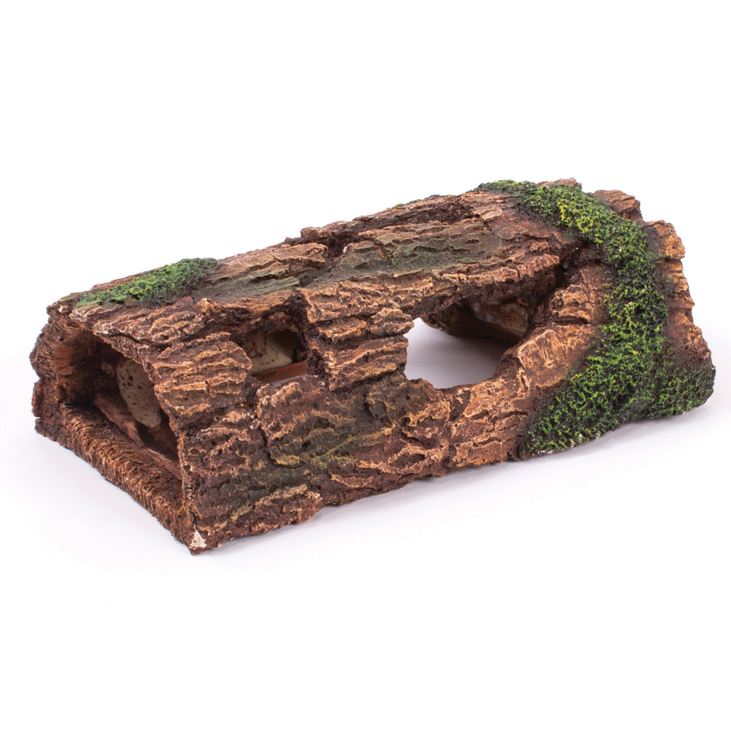 Sunken Breeding Log - Medium - Kazoo Pet Co