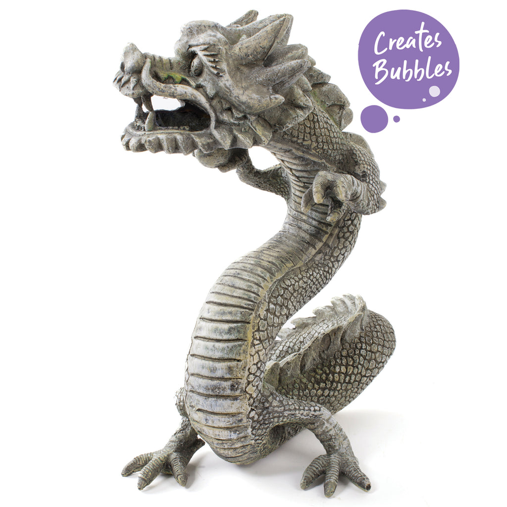 Bubbling Chinese Dragon - X Large - Kazoo Pet Co