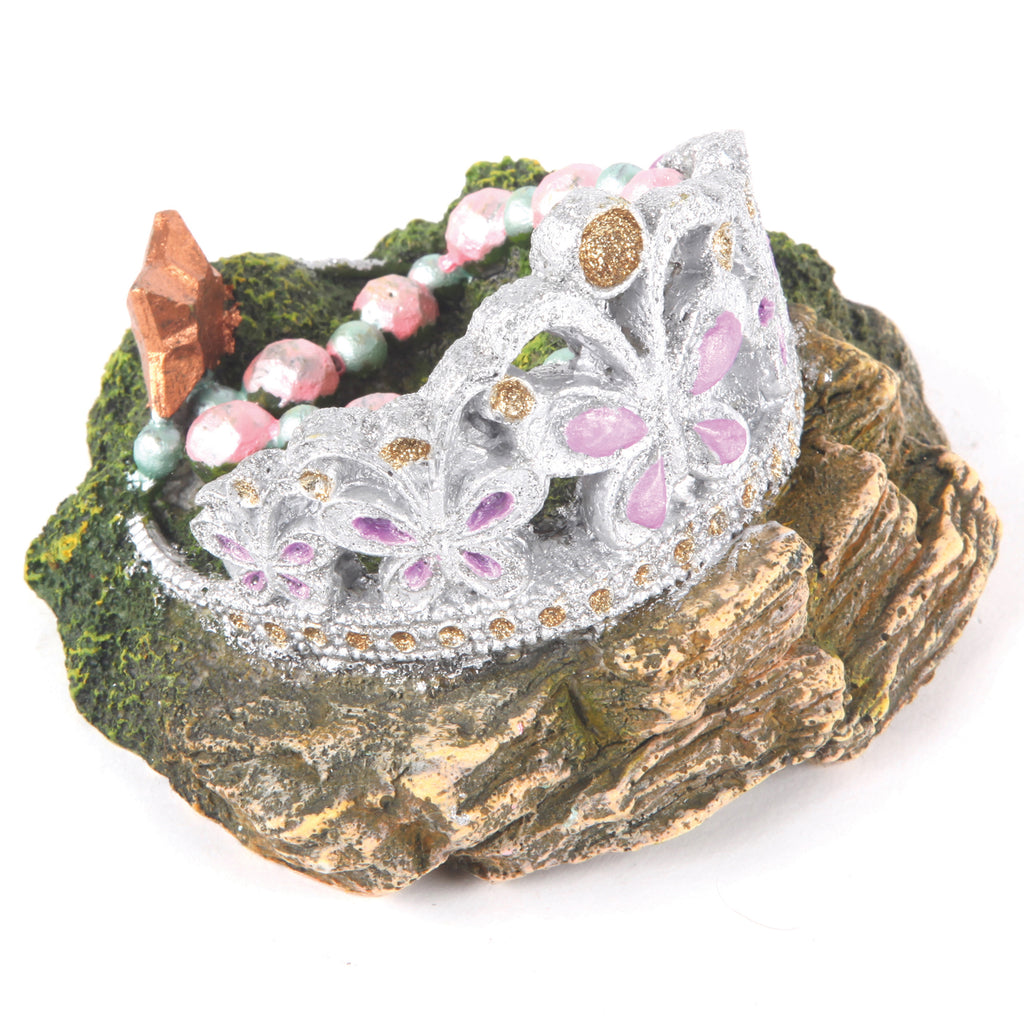 Princess Crown With Jewels - Medium - Kazoo Pet Co