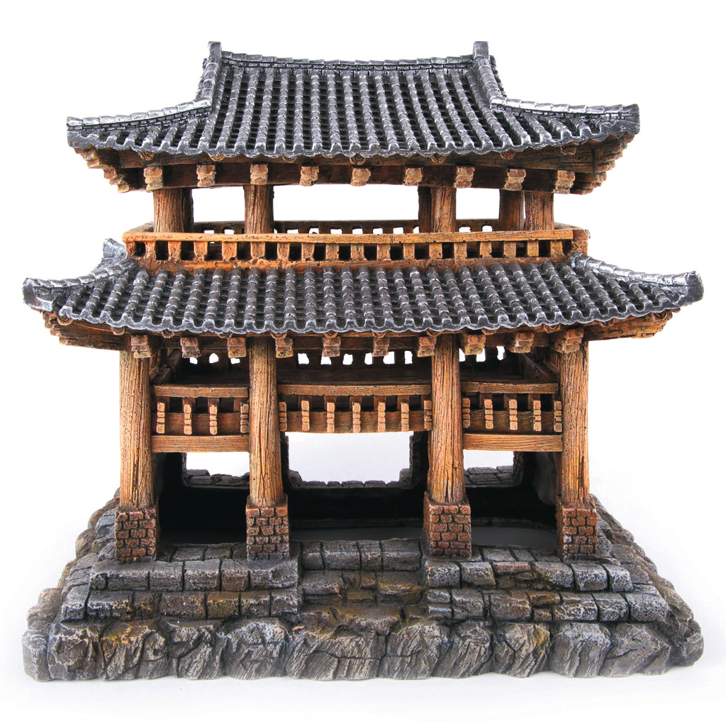 Grand Korean Temple - X Large - Kazoo Pet Co