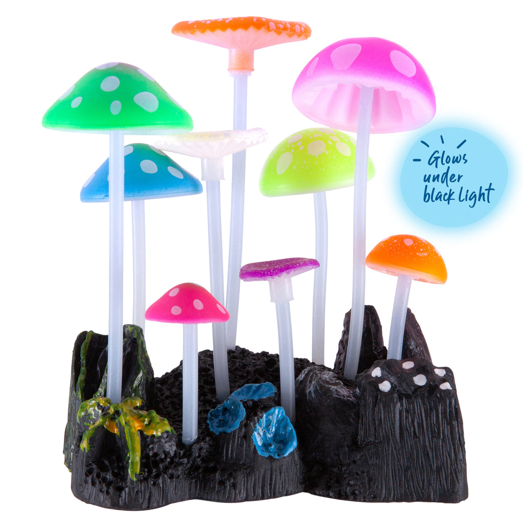 Silicone Mushrooms Assorted - Small - Kazoo Pet Co