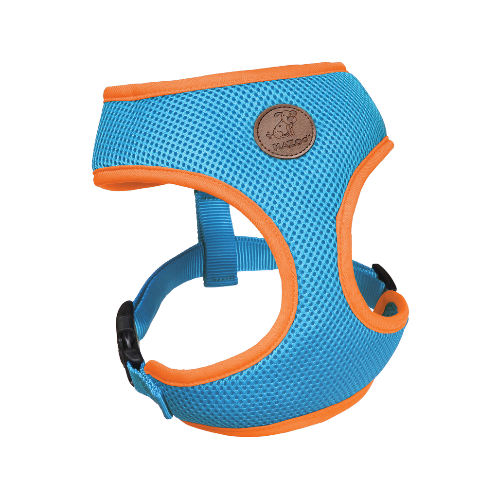 Active Soft Walking Harness - Ocean Sunrise