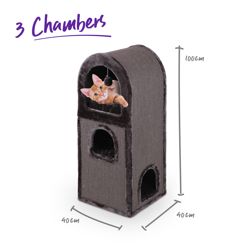 3 Chambers Den - Kazoo Pet Co