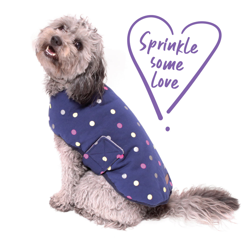 Sprinkles Snuggie - Kazoo Pet Co