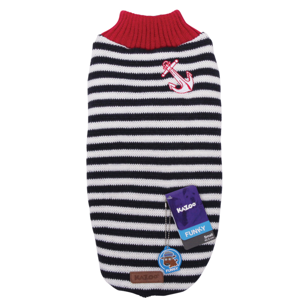 Nautical Jumper - Kazoo Pet Co