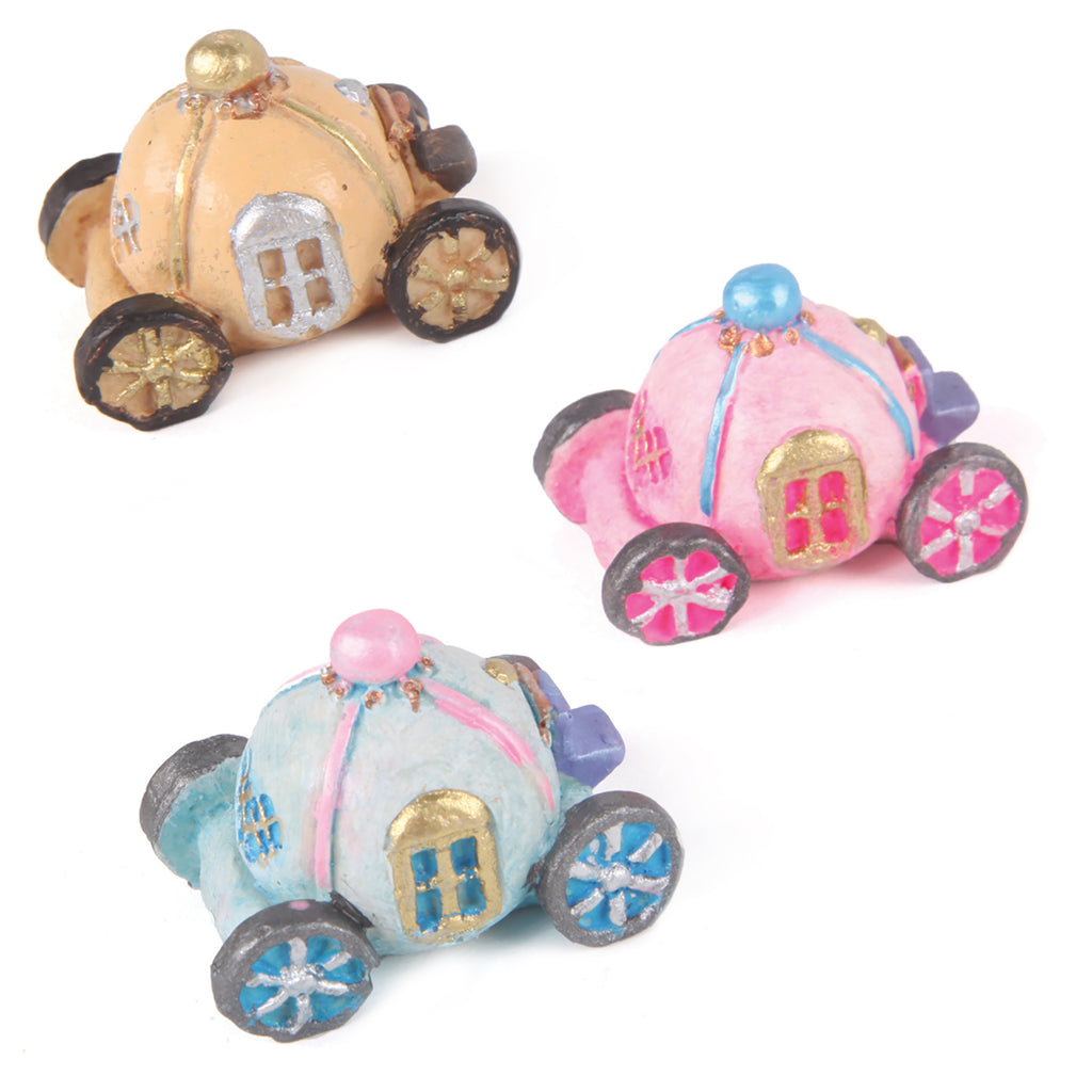 Princess Carriage - 3 Pack