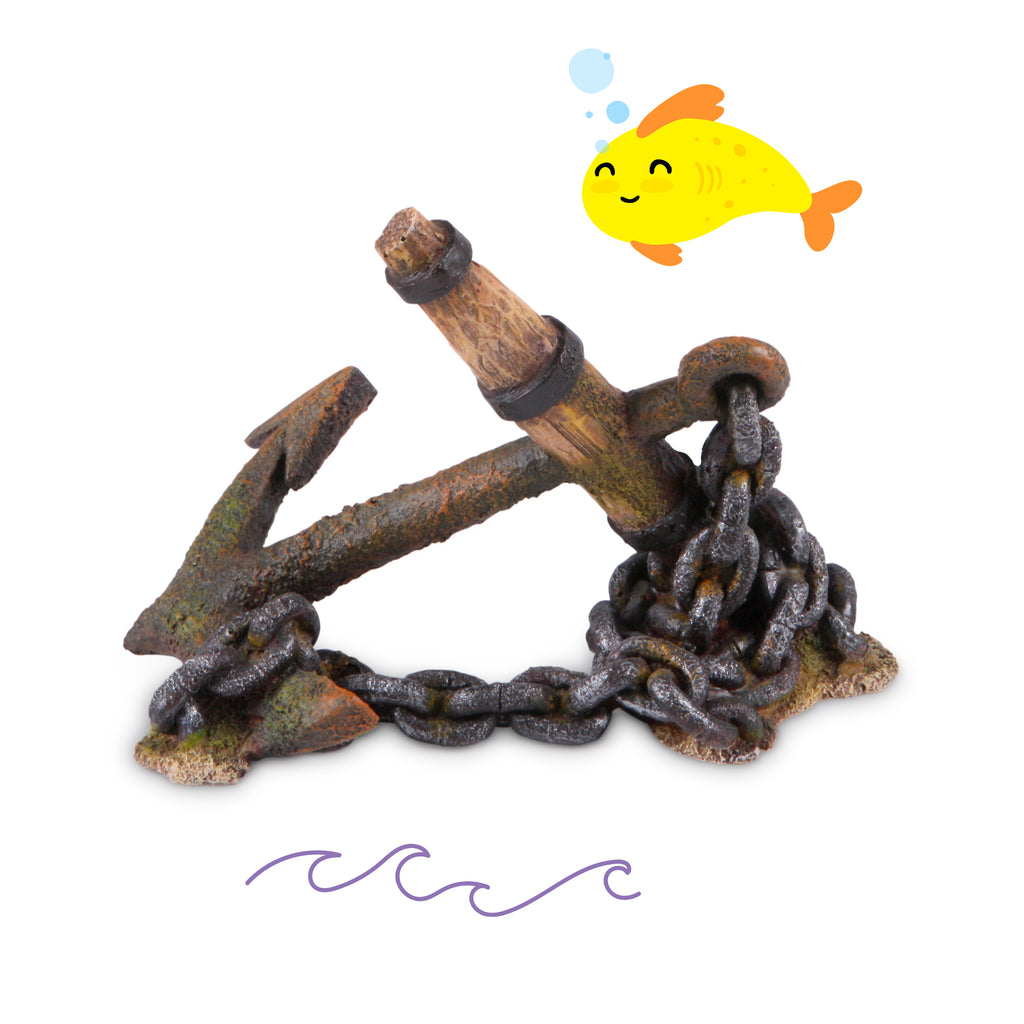 Anchor With Chain