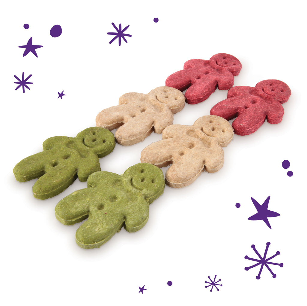 Christmas Gingerbread Man - 6 Pack