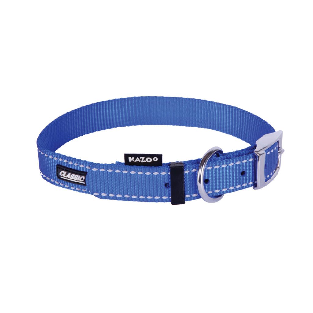 Classic Collar - Blue - Kazoo Pet Co