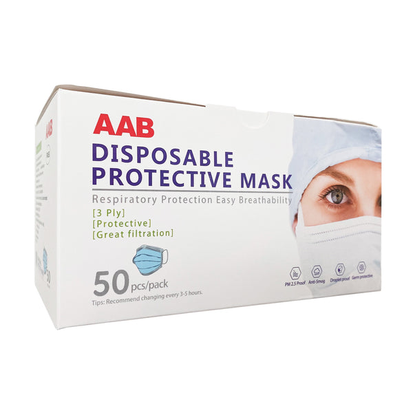 AAB Disposable Masks
