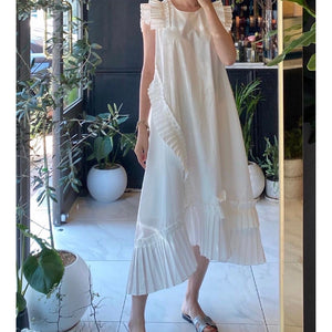 Open image in slideshow, Sophia Chic Long Loose Dress