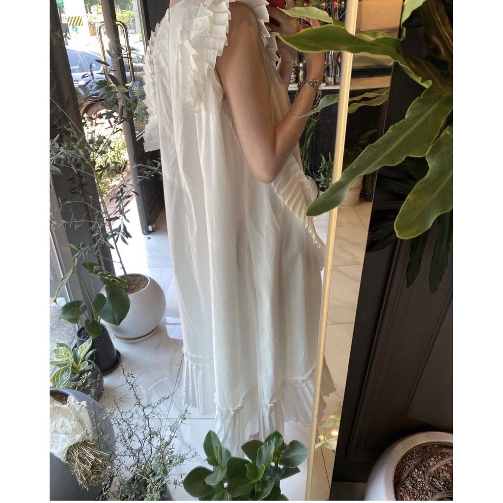 Sophia Chic Long Loose Dress