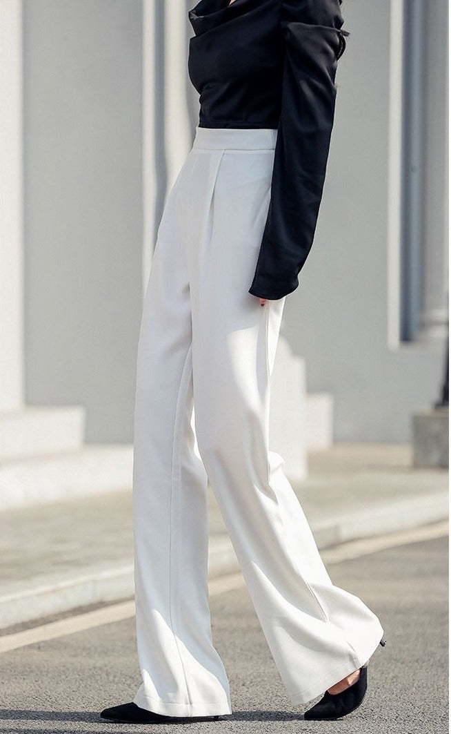 Sadie  Straight Long Pants