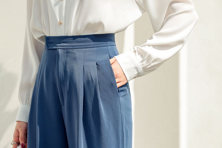 Alice Straight Long Pants