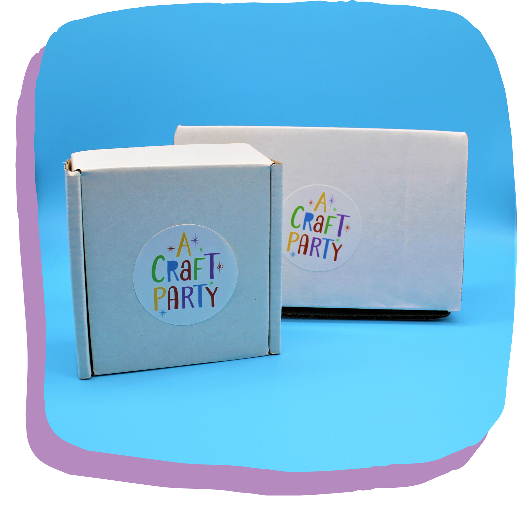 Subscription - A Craft Party Kit shipped weekly