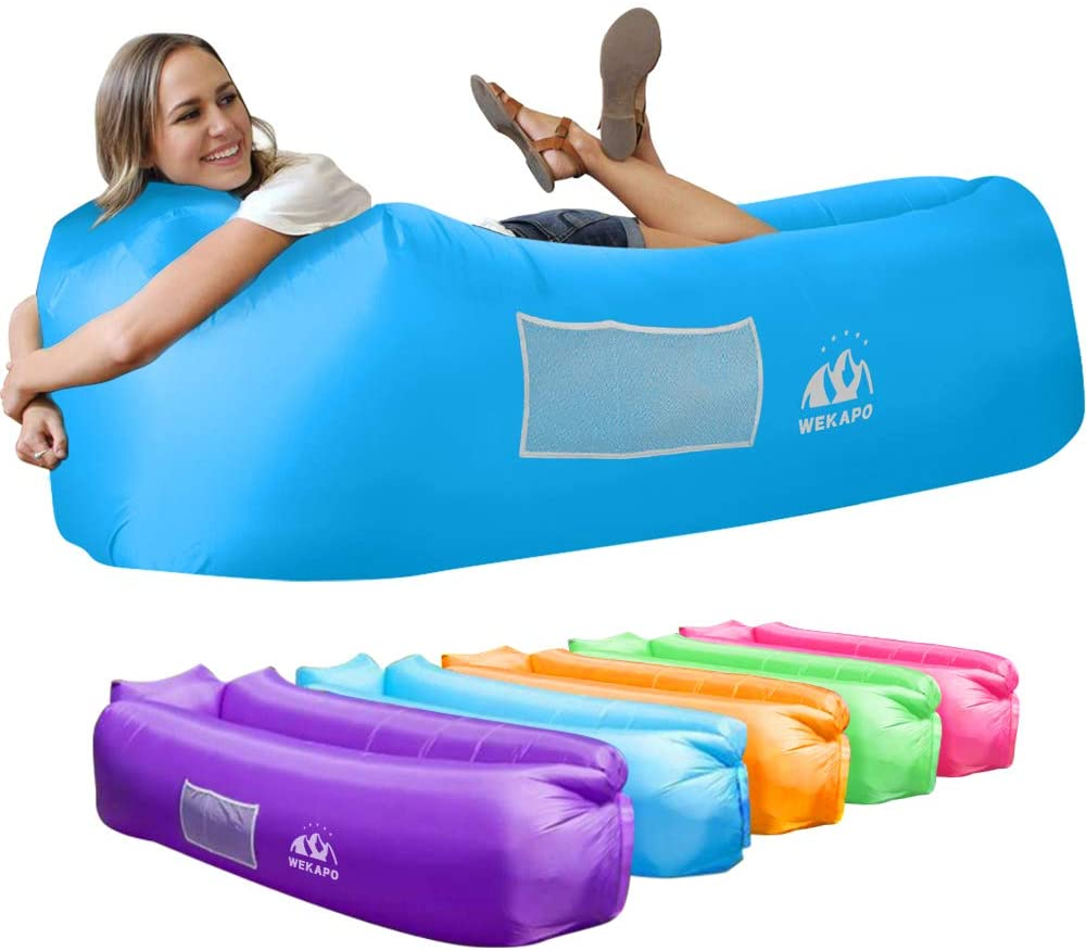 SUPERLOUNGE Inflatable Lounger - United Festival Outfitters