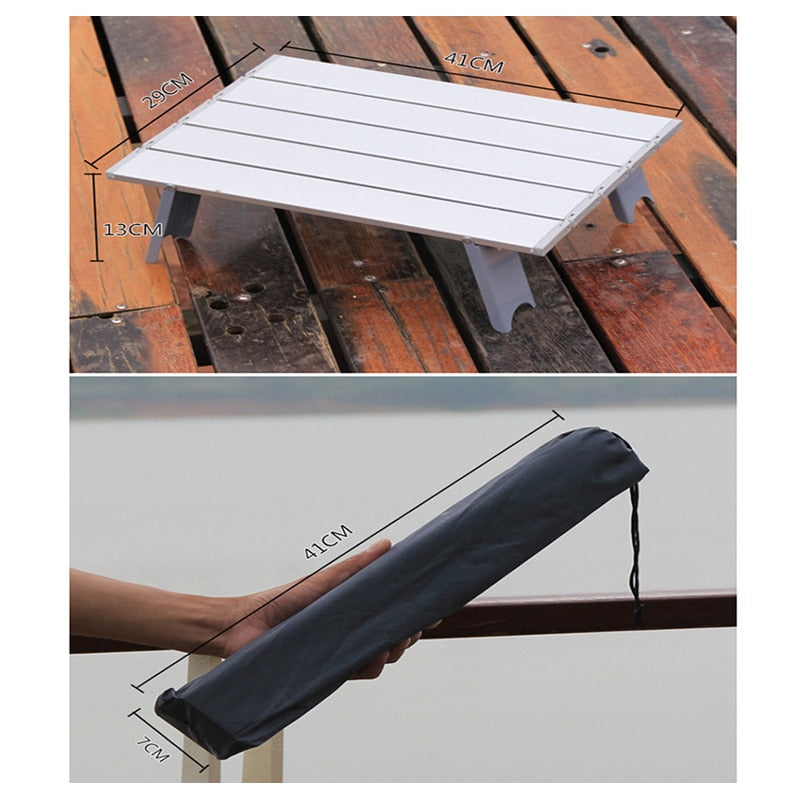 JIMINALL ROLL UP TABLE - United Festival Outfitters