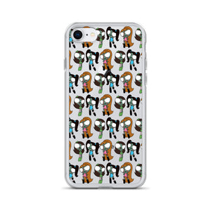 Zombie PPG iPhone case