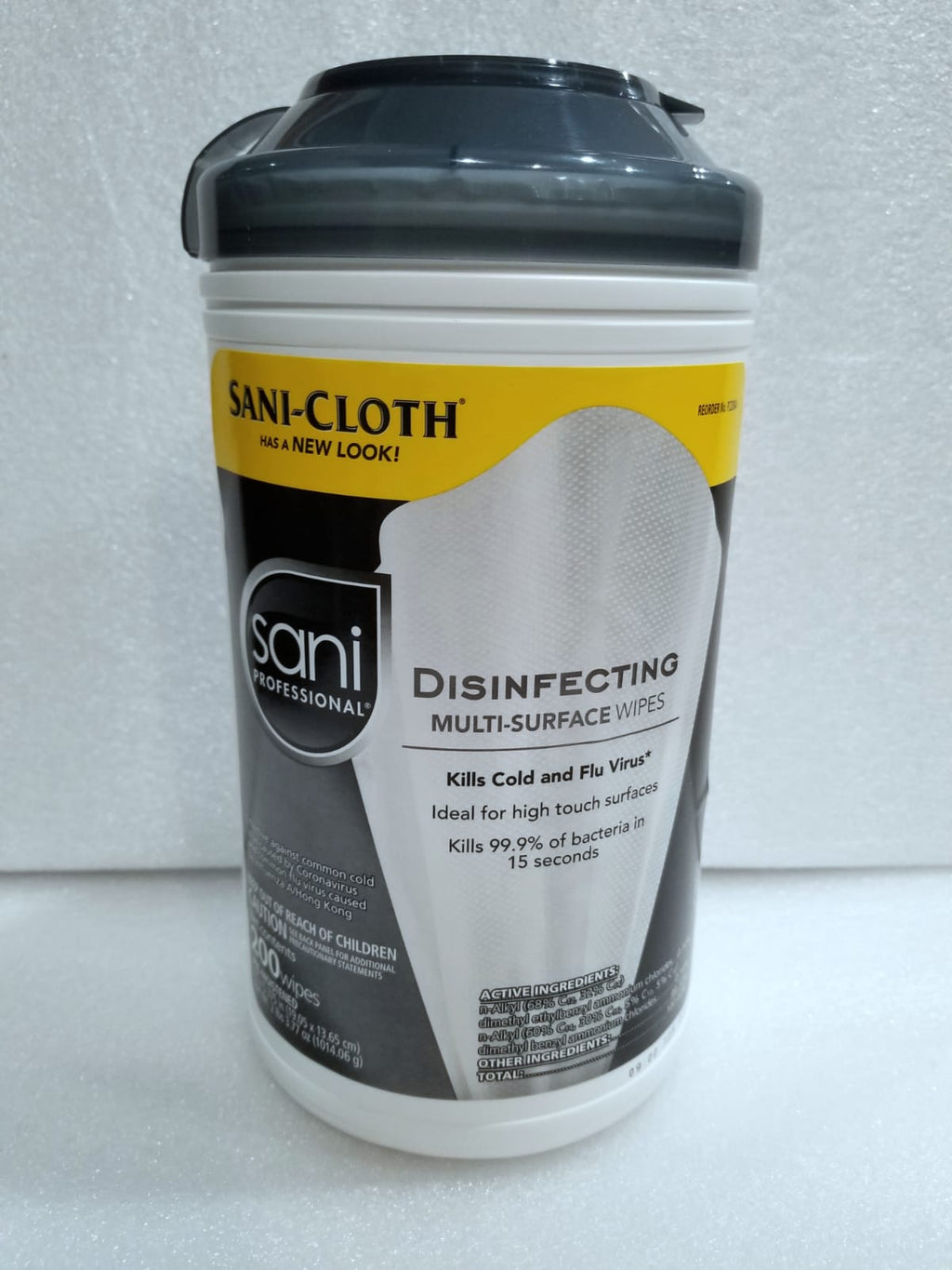 Multi-Surface Wipes Disinfecting (Sani Professional)