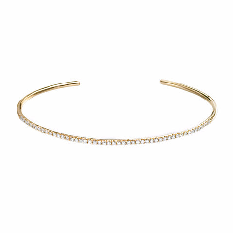 Starlight Diamond Cuff | more gold options
