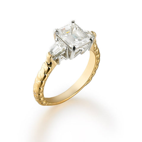 Irja New Yorker Engagement Ring